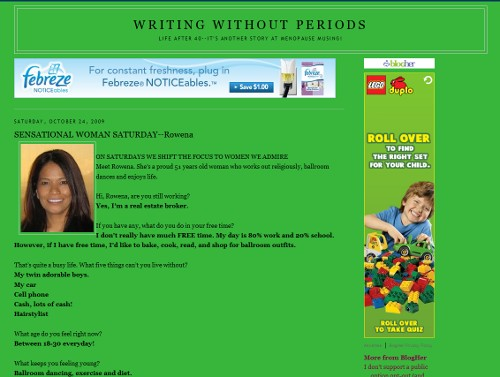 Writing Without Periods