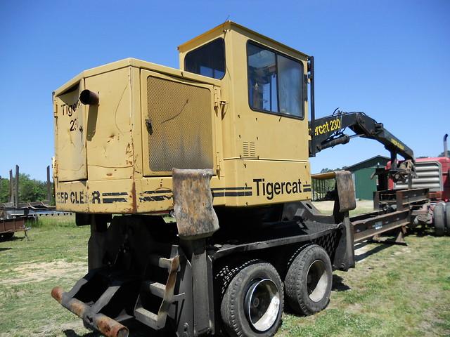 Tigercat 230 Knuckleboom Loader For Sale 05 by Jesse Sewell