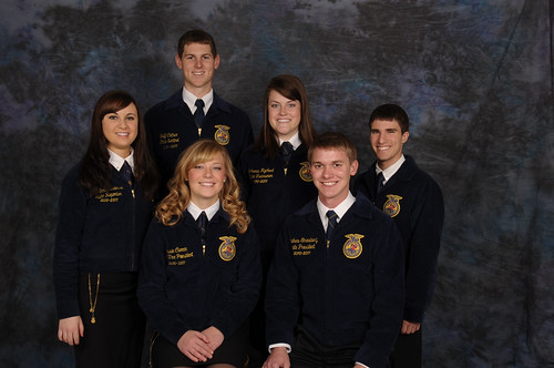 86th Kansas FFA Convention News: 2010-11 State Officers ...