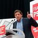Javier Fernández llama a la movilización para que el corazón progresista de Asturias siga latiendo