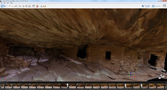 Autodesk Project Photofly - House on Fire Ruin SE Utah