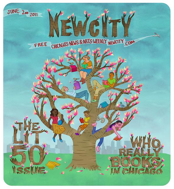 Newcity Magazine Cover