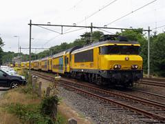 RN 1601 met DDM (jvr440) Tags: railroad train ns railway 1600 trein ddm rn baarn railion spoorweg dubbeldekker railionnederland