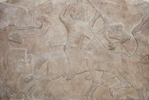 Assyrian frieze II