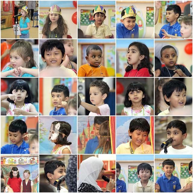 Afiq JK Recognition Day