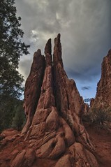 Morning Devotional (Ken'sKam) Tags: nature colorado gardenofthegods coloradosprings geology westernusa allnaturesparadise