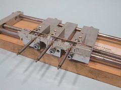 Chassis on jig