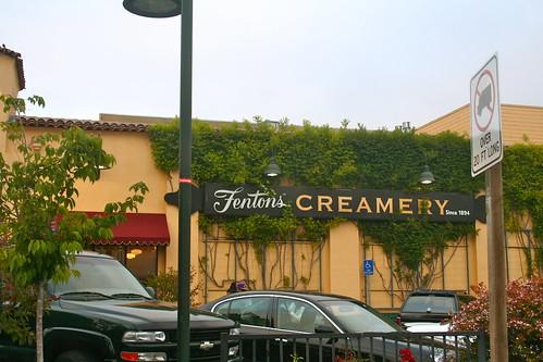 Fenton's Ice Cream