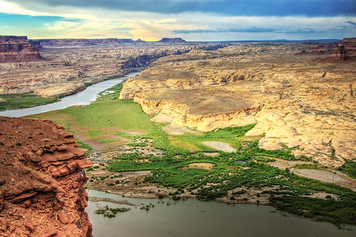 Colorado River by Wolfgang Staudt, on Flickr