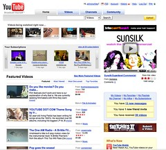 From Here to Awesome Video Featured on Homepage of YouTube