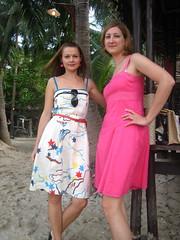 Irena and Jessica