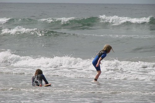 Carlsbad Beach kids