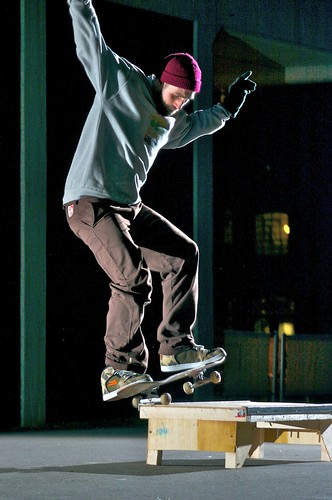 Wes Morgan, Fakie 5/0