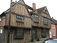 Dr Vere House, Water Street, Lavenham
