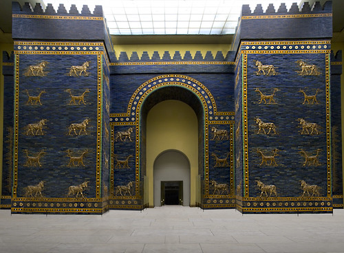 Ishtar Gate (Flickr/CC/youngrobv (Rob & Ale)