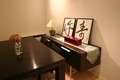 Sideboard (beaniemom) Tags: loft bedroom walls guest pressurized