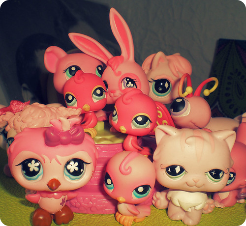 pink by Kaarin.
