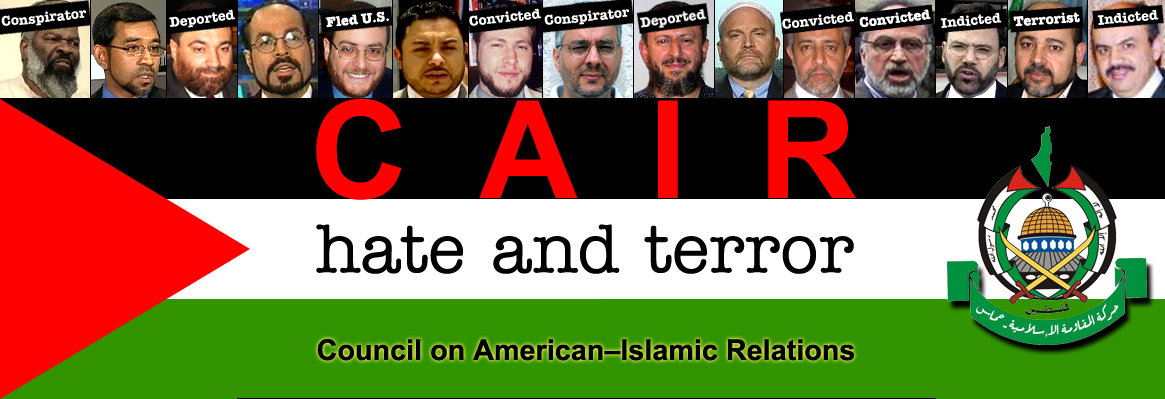 CAIR: Hate and Terror