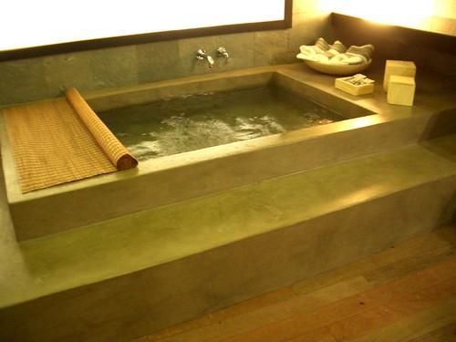 Cuartos De Baño En Microcemento: de mesadas de cocinas, baños y bañaderas, también, paredes y