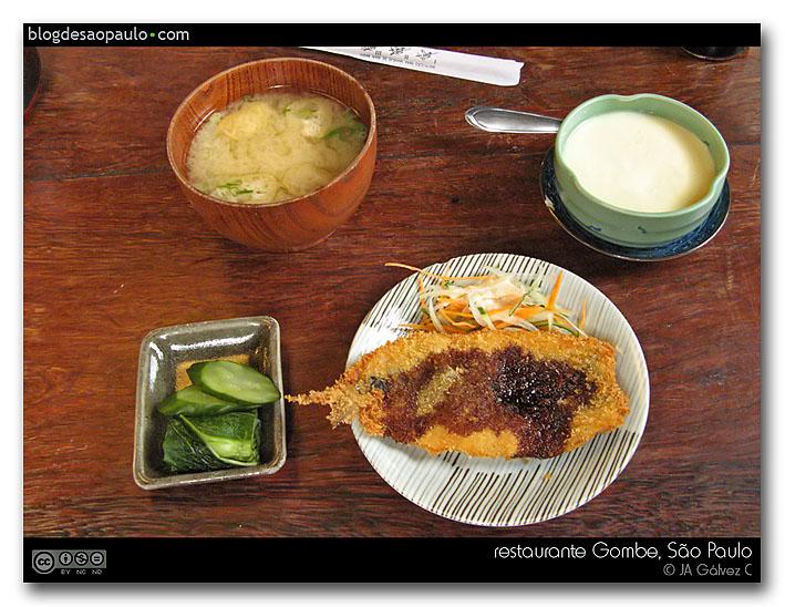 restaurante Gombe