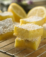 Lemon Bars (fhansenphoto) Tags: food dessert lemon bars
