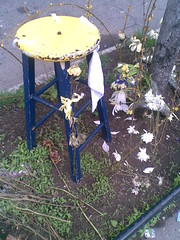 Memorial to Sakhi Gulestan