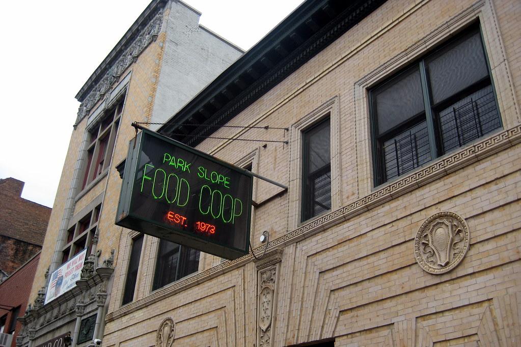 NYC - Brooklyn - Park Slope: Park Slope Food Co-op