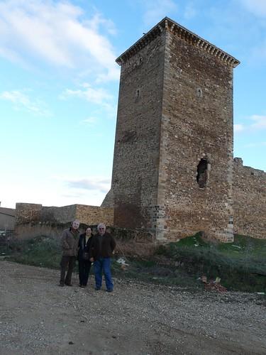 castillo Villanueva de Jamuz
