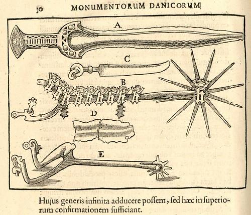 Danicorum monumentorum - Ole Worm - 1643 - 0073