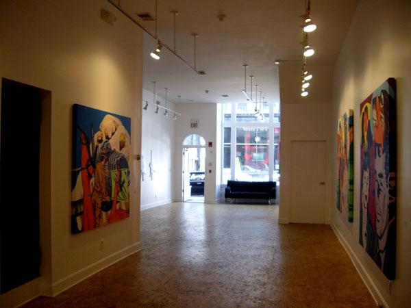 AVS Art Gallery