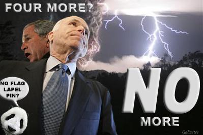 No More McSame