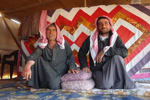 The Bedouins of Qalaat al-Shmamis