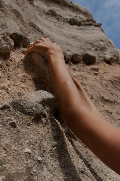 2534157515 895cb0993d o climbing a rock