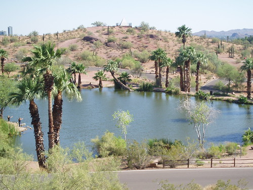 Arizona Urban Lakes - Papago Ponds
