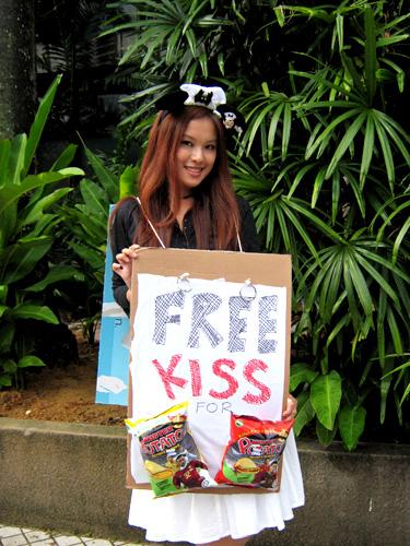 free kiss