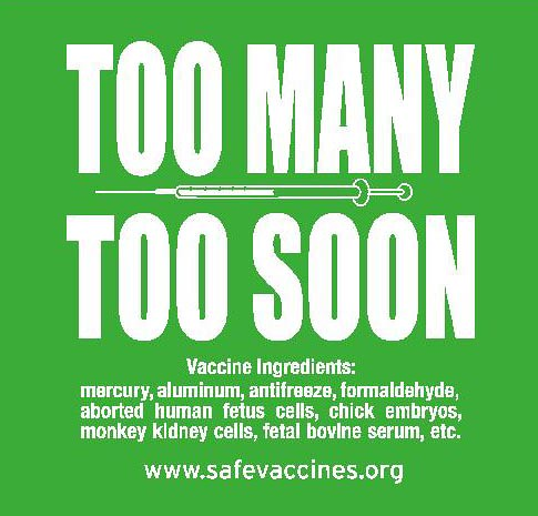 """Jenny McCarthy, Jim Carrey, and """"Green Our Vaccines"""": Anti"""