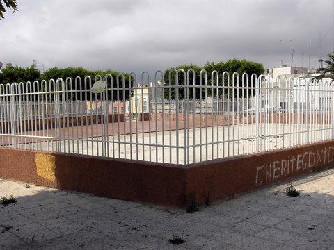 Plaza del centro de Salur norte 003
