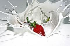 Fragole e latte - Strawberries and milk