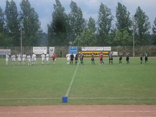 FV Einheit 04 Jena gegen SV Jenapharm Jena