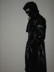 SBR Mackintosh (lulax40) Tags: shiny rubber rainwear mackintosh sbr
