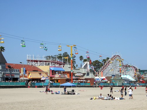 santacruz boardwalk rides