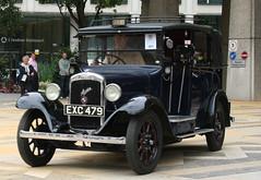 London Taxi Cab 1938