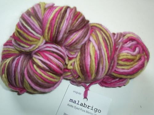 Malabrigo tri color