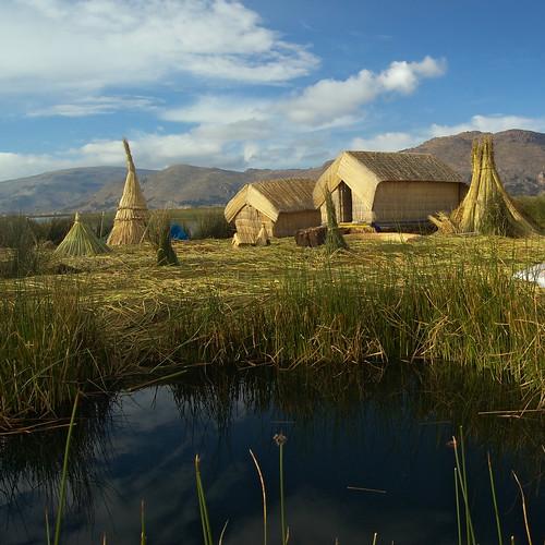 Uros - Lago Titicaca por ramonfrombcn, en Flickr