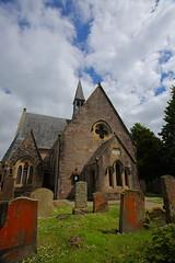 The church (danybotica) Tags: scotland cementerio iglesia escocia cementery smörgåsbord capilla flickrsbest platinumphoto anawesomeshot ilovemypics goldenvisions danybotica