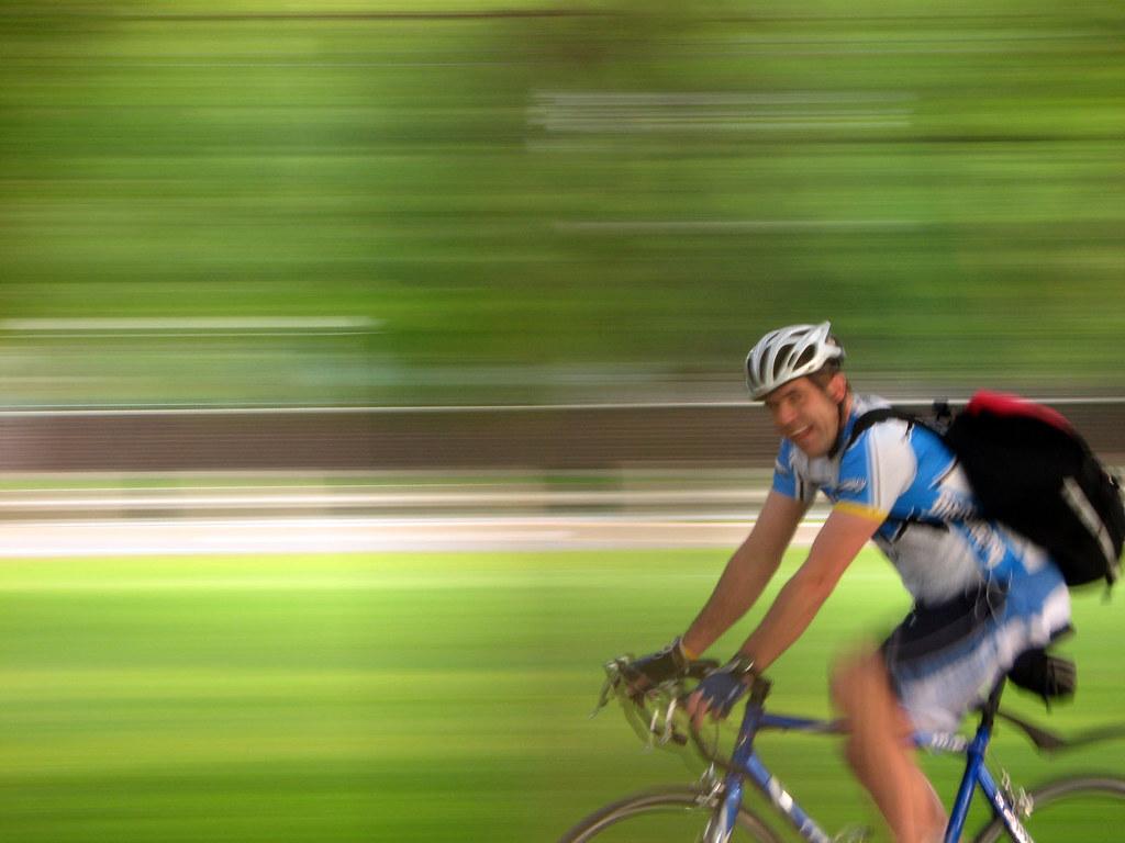 Panning Racing Bike