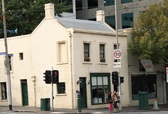 Oldest Building in Melbourne 1850 (Val in Sydney) Tags: building canon eos australia melbourne victoria oldest australie 400d bestofaustralia