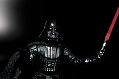 The dark side (jmven) Tags: canon dark rebel star force side lord master darth figure wars vader mosquera xti