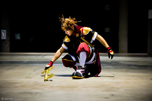 Kingdom Hearts (serie) Sora Cosplay