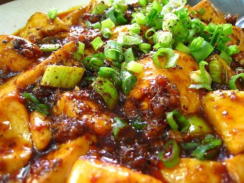 Mapo Tofu @ Ba Yu Ren Jia
